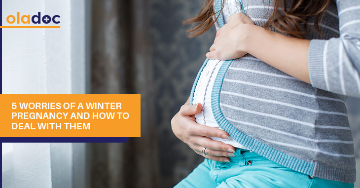 5 Worries Of A Winter Pregnancy And Tips To Deal With Them